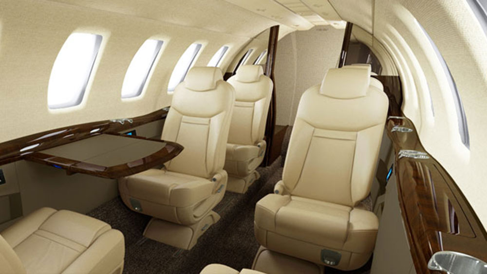 Citation jet | Photo extérieur