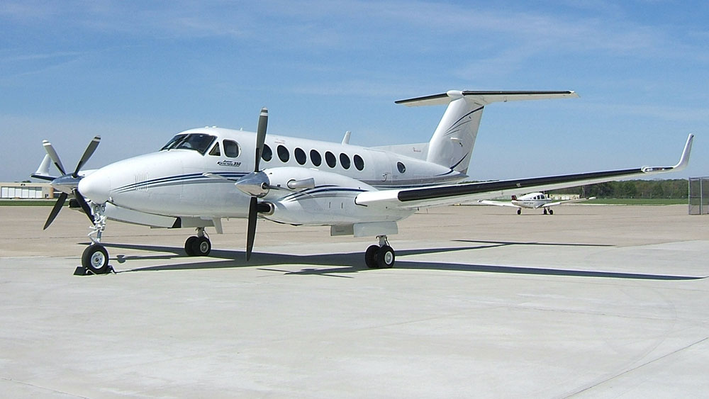 King air 350I | Photo extérieur