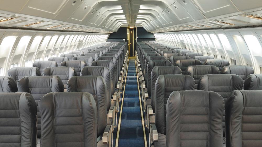Jet commercial | Photo extérieur